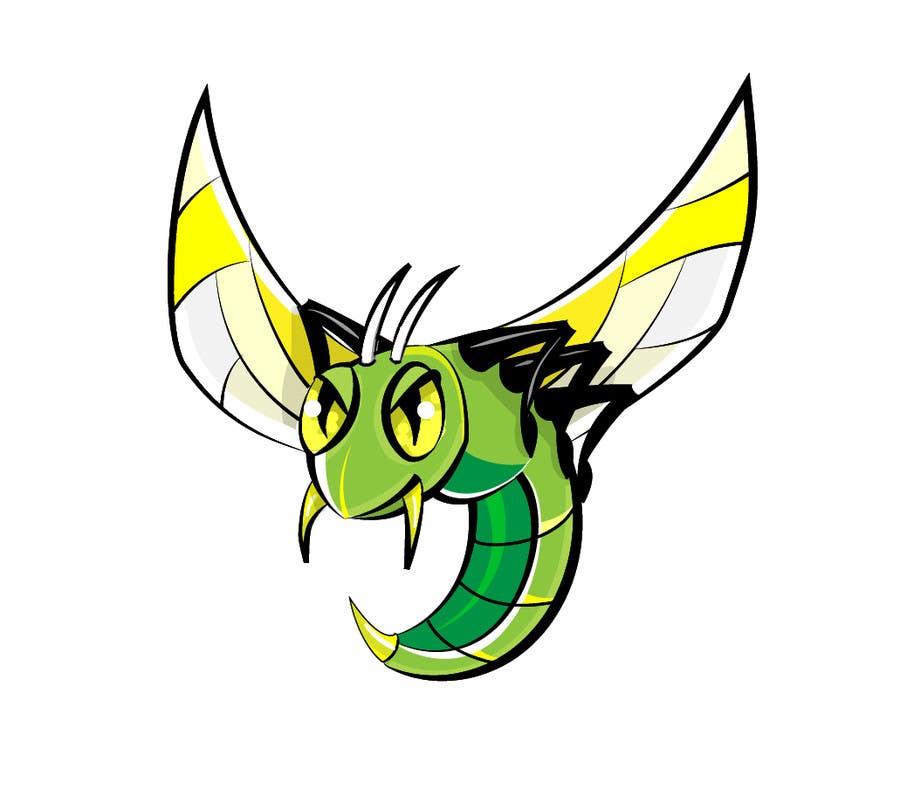 Entri Kontes #                                        18                                      untuk                                        refresh a mascot logo