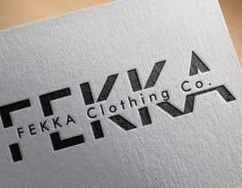 Nro 99 kilpailuun FEKKA Logo käyttäjältä srishtigarg24