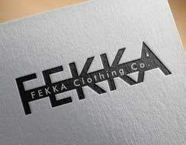 Nro 100 kilpailuun FEKKA Logo käyttäjältä srishtigarg24