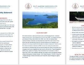 vadimkalev tarafından Update our Company Profile için no 39