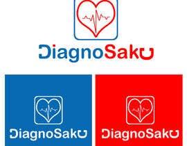 #113 untuk Mendesain sebuah Logo - DiagnoSaku oleh ThafanChasper