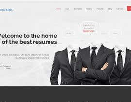 #4 for Resume Writing Services Website by sammi67