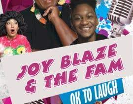 maidang34 tarafından Joy Blaze & The Fam Flyer için no 14