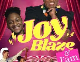 pendekarimran tarafından Joy Blaze & The Fam Flyer için no 8