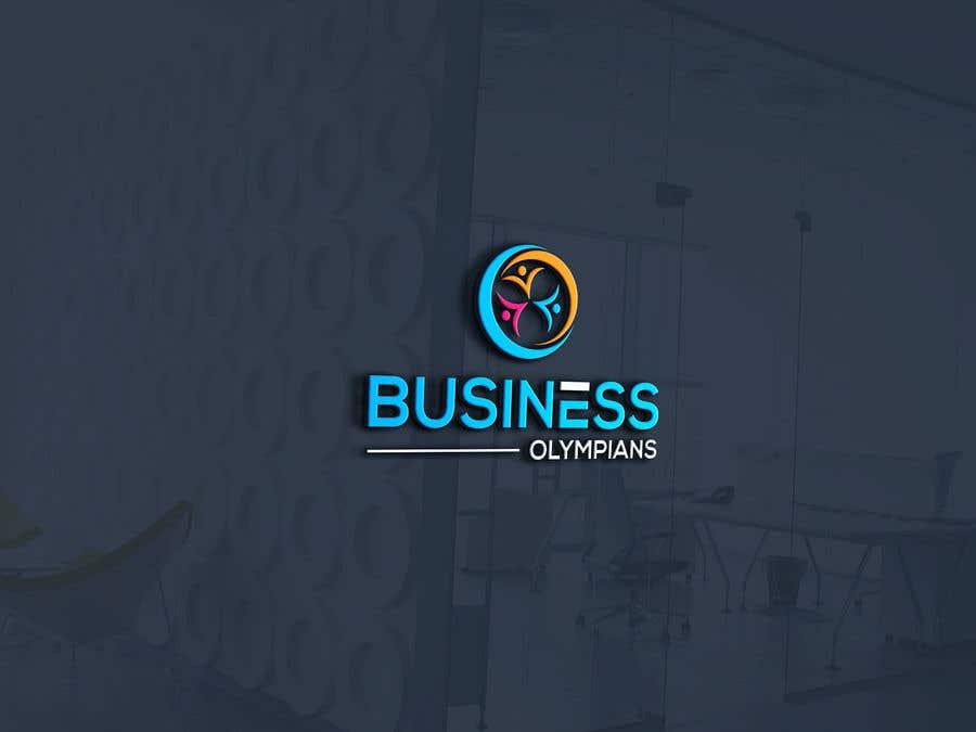 Penyertaan Peraduan #                                        163                                      untuk                                         Business Olympians Logo