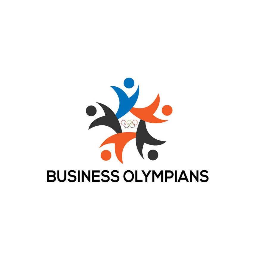 Penyertaan Peraduan #                                        135                                      untuk                                         Business Olympians Logo
