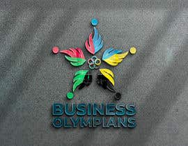 #130 untuk Business Olympians Logo oleh lobsarts