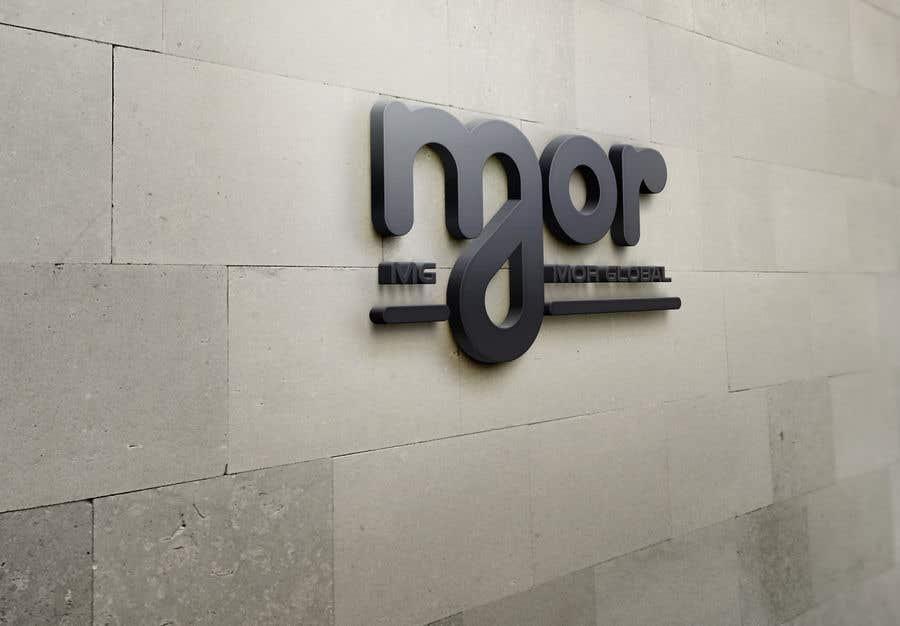 Penyertaan Peraduan #                                        71                                      untuk                                         Create a Design for logo-Mg Mor Global