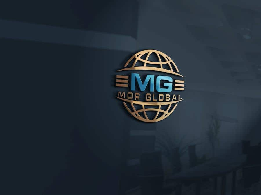 Penyertaan Peraduan #                                        361                                      untuk                                         Create a Design for logo-Mg Mor Global