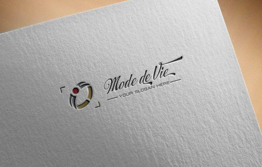 Entri Kontes #                                        44                                      untuk                                        Design A Logo For Brand Name: Mode de Vie