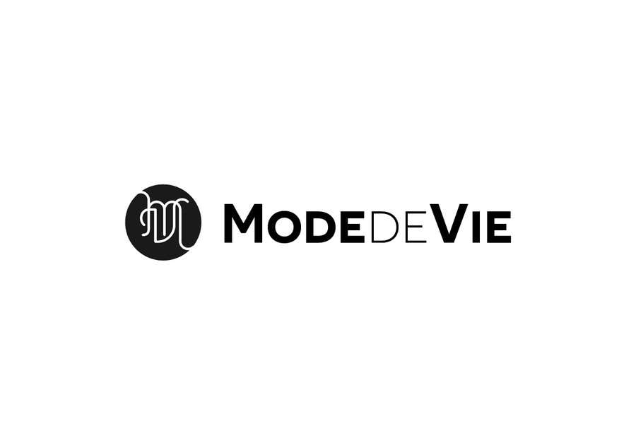 Contest Entry #                                        24                                      for                                         Design A Logo For Brand Name: Mode de Vie