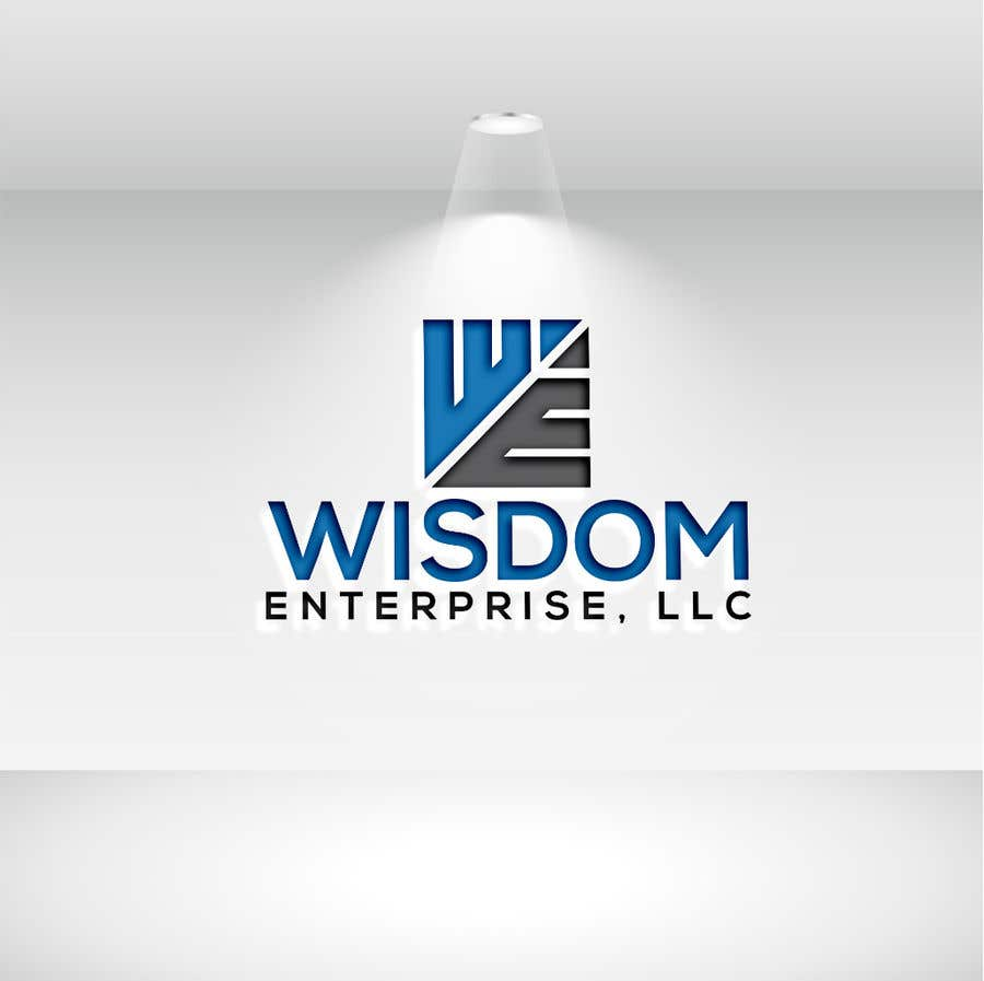 Bài tham dự cuộc thi #                                        79                                      cho                                         I need a professional logo created for Wisdom Enterprise, LLC It's important to have W E highlighted in some creative way.