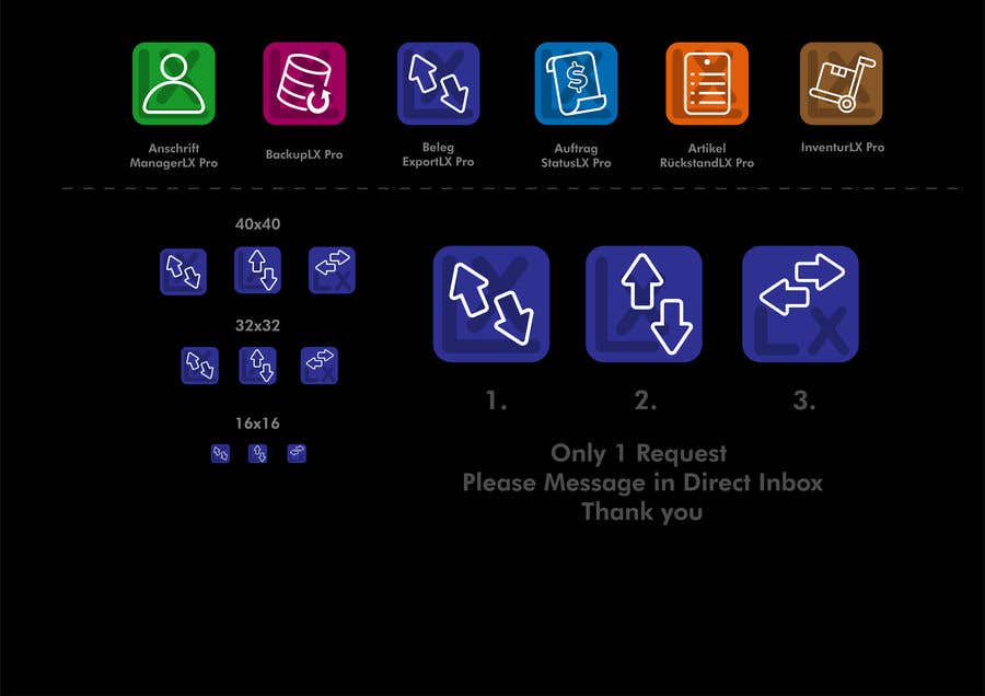 Bài tham dự cuộc thi #                                        107                                      cho                                         Create a set of icons for windows tools