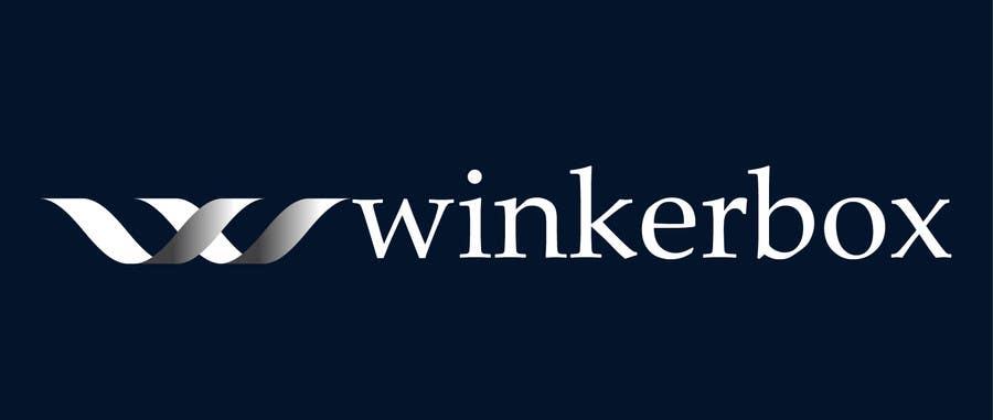 Entri Kontes #                                        79                                      untuk                                        Design a logo for winkerbox