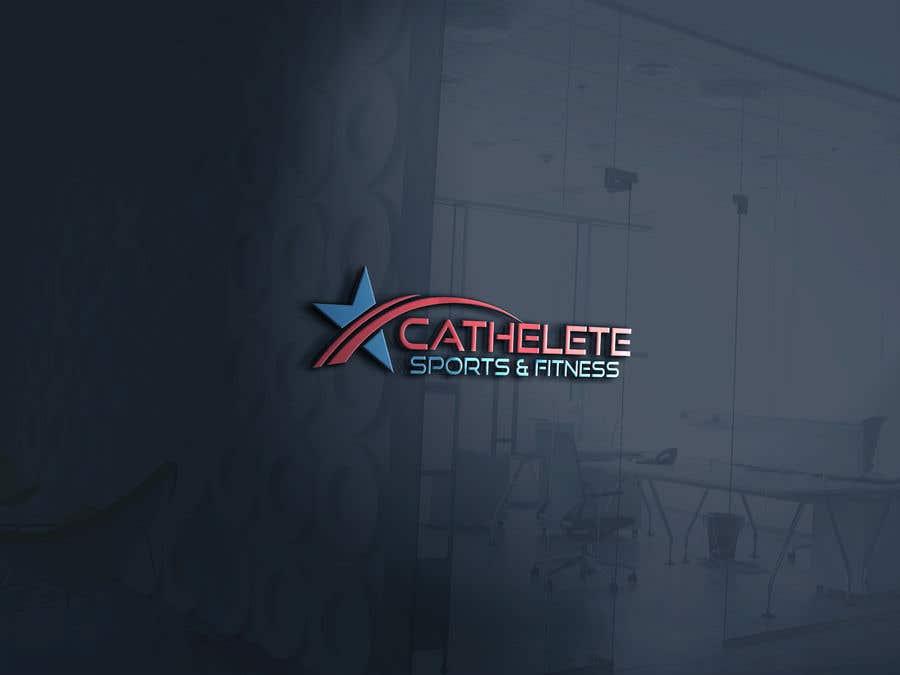 Penyertaan Peraduan #                                        118                                      untuk                                         Logo Design for sports & fitness website