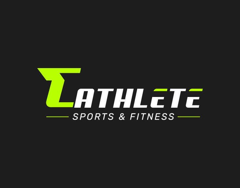 Penyertaan Peraduan #                                        200                                      untuk                                         Logo Design for sports & fitness website