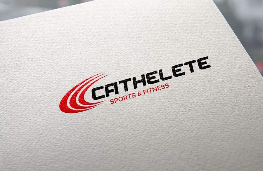 Penyertaan Peraduan #                                        120                                      untuk                                         Logo Design for sports & fitness website