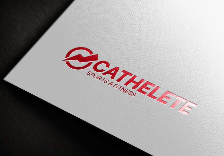 Penyertaan Peraduan #                                        202                                      untuk                                         Logo Design for sports & fitness website