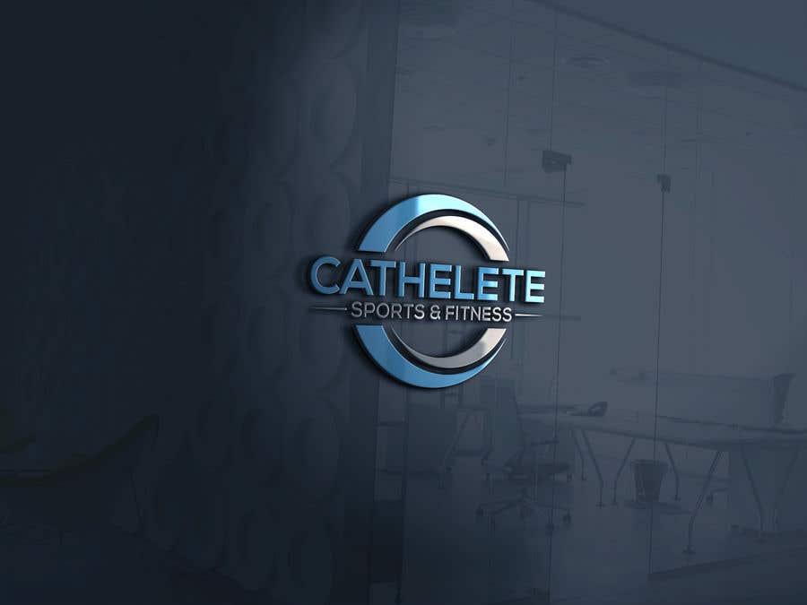 Penyertaan Peraduan #                                        7                                      untuk                                         Logo Design for sports & fitness website