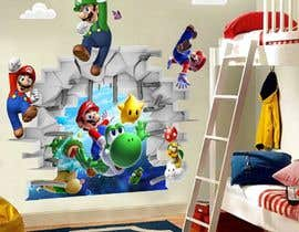 #8 for Build a wall design for my house - Mario bross as an example af vtduih