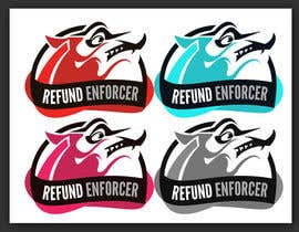 #29 para Design a Logo for Refund Enforcer de ahmedburo