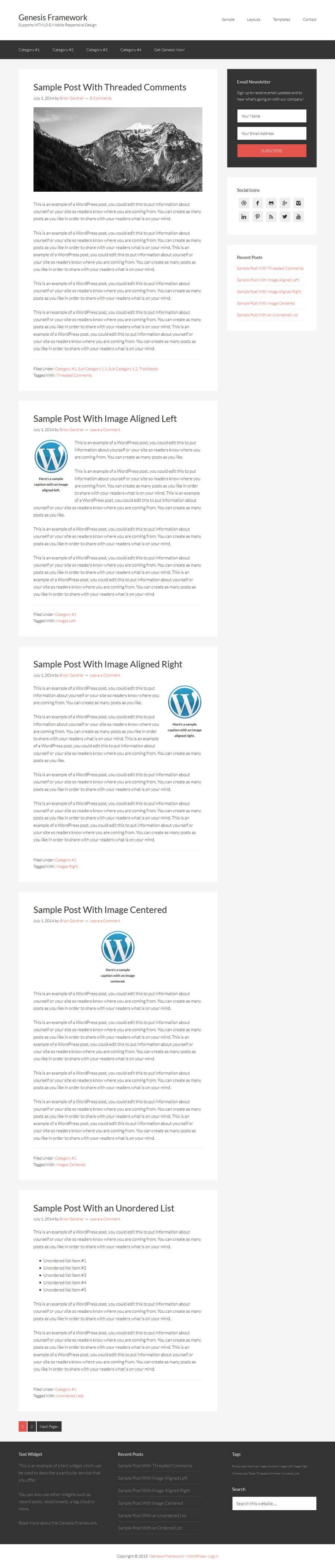 Participación en el concurso Nro.                                        4                                      para                                         Wordpress Website