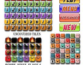 #15 untuk Minesweeper HD assets remake oleh SherryD45