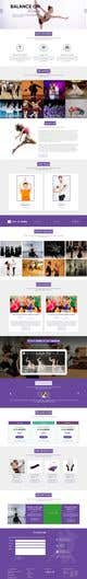 Icône de la proposition n°                                                3                                              du concours                                                 Build a One page website