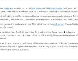 #3 for Enabling Search option in the email client in MacBok Air by gangushyam3110