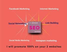 Mobarak988 tarafından Promoting 2 websites için no 38
