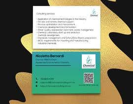 #186 untuk business card oleh tahurakhanam977