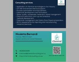 #187 untuk business card oleh tahurakhanam977