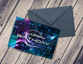 #42 for Birthday Card design af jlangarita