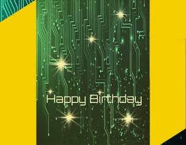 #109 for Birthday Card design af Shahnaz8989