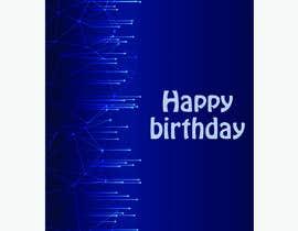 #112 cho Birthday Card design bởi SubirSingha23