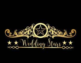 "#384 для Create graphic - logo ""Wedding Stars"" for event agency от abdullahfuad802"