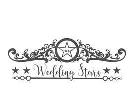 "#386 for Create graphic - logo ""Wedding Stars"" for event agency by abdullahfuad802"