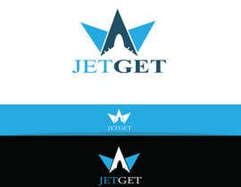 #18 para Design a Logo for JetGet, crowd-sourcing for private jets por rajibdebnath900