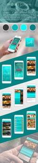 Contest Entry #                                                14                                              thumbnail for                                                 Anguilla Cuisine App UI Mockup