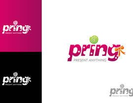 #58 for Logo Design for Pring by Designer0713