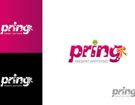 #105 for Logo Design for Pring af Designer0713