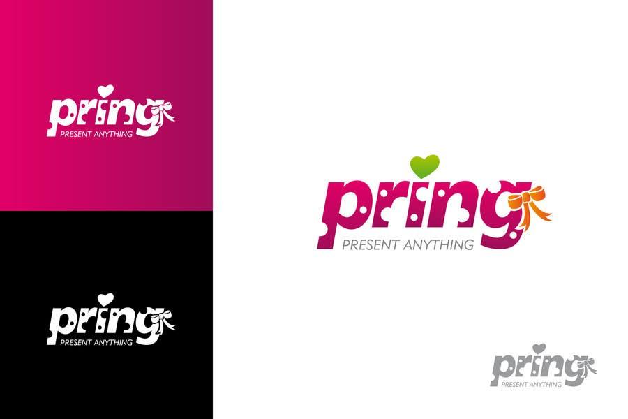 Konkurrenceindlæg #153 for Logo Design for Pring