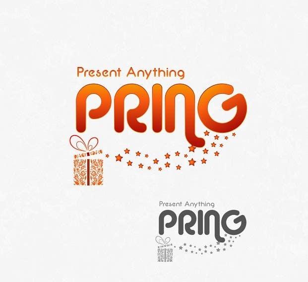 Konkurrenceindlæg #29 for Logo Design for Pring