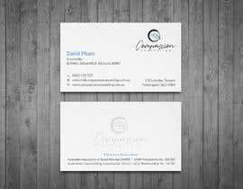 Nro 652 kilpailuun Design Counselling Business Card käyttäjältä nishat131201