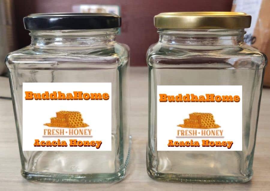 Bài tham dự cuộc thi #                                        114                                      cho                                         Honey Label Designing Contest