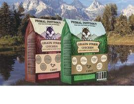 Paulodesings tarafından New dog food label için no 54