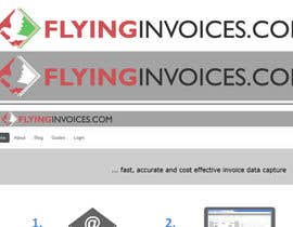 #3 for Flying Invoices by LucianCreative
