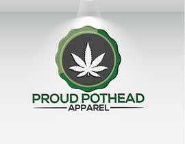 #250 for Proud Pothead Apparel - Logo and graphic designs af saimonchowdhury2