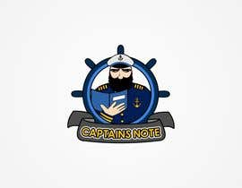 #15 for Design a Logo for CaptainsNote.com by omenarianda