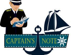 #4 for Design a Logo for CaptainsNote.com by arnab22922